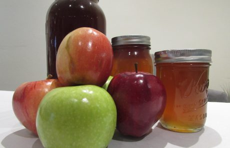 A Virtual Dish for Rosh Hashanah: A Twinning Activty